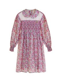 Girls Smocked Phoebe Dress