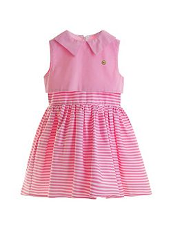 Girls: Angela`s Striped Dress