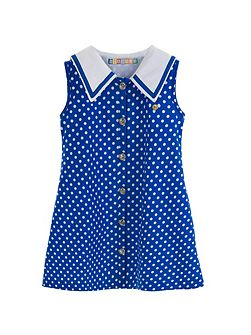 Girls: Annabel`s Sailor Dress