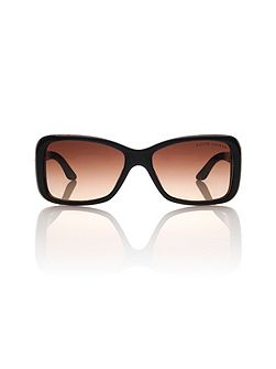 Ladies rectangular sunglasses