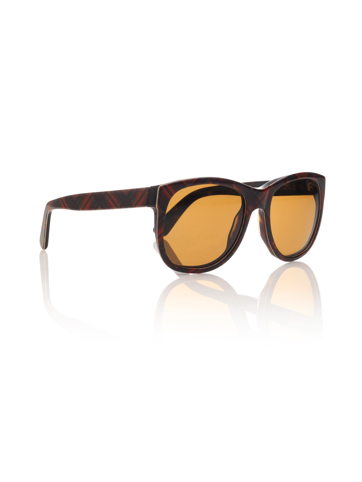 Ladies square sunglasses
