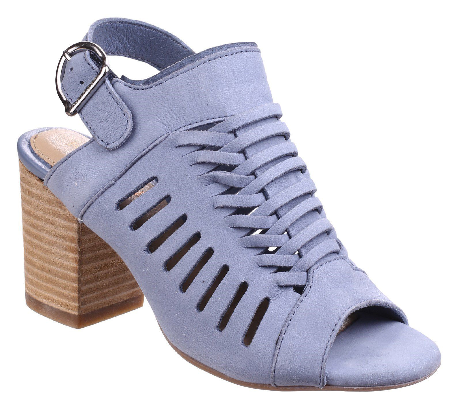 Hush Puppies Sidra malia heeled sandals Blue