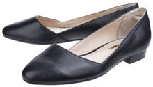 Hush Puppies Jovanna phoebe slip on ballerina pumps