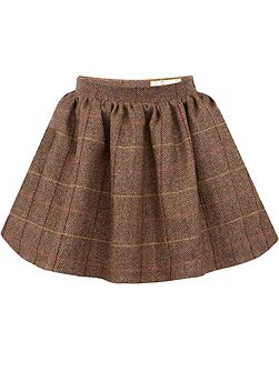 Girls: Eva`s Wool Heritage Skirt
