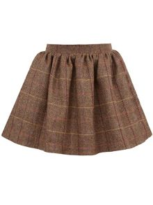 Star51 Girls: Eva`s Wool Heritage Skirt