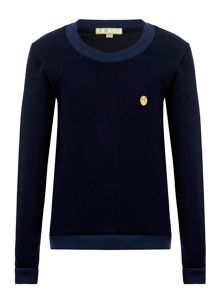 Star51 Boys: Benjamin`s Navy Jumper