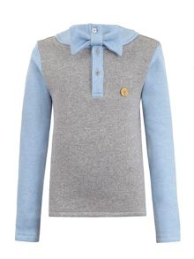 Star51 Boys Bow Tie Jumper