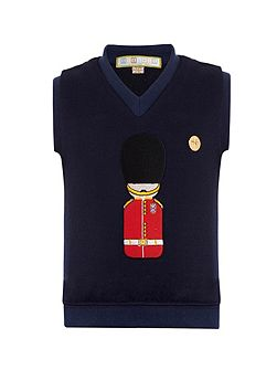 Boys: Philip Beefeater Jumper Vest