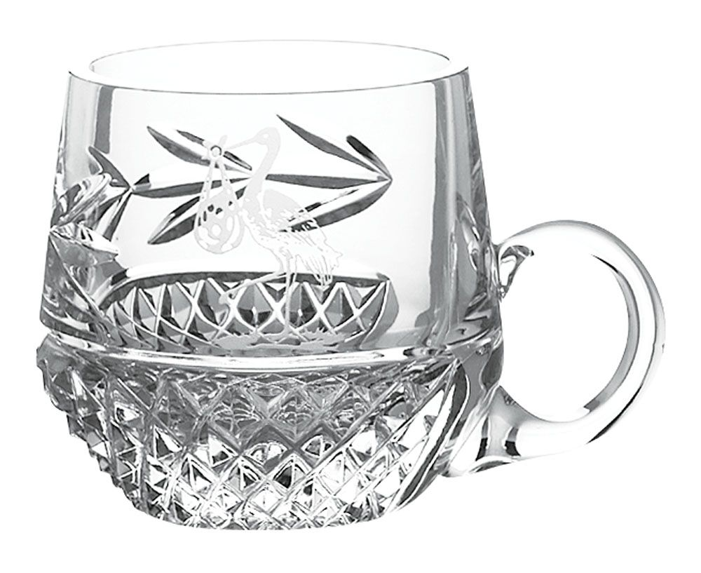 Image of Galway Christening mug