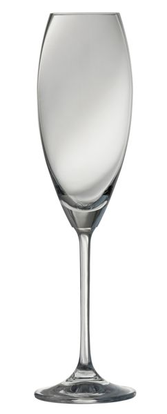 Galway Clarity flute glasses set of 6