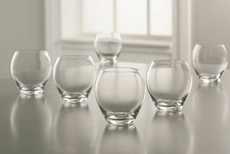 Galway Clarity tumbler glasses set of 6