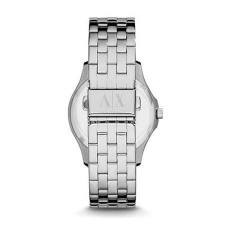 Armani Exchange AX5215 SMART silver stainless steel ladies watch