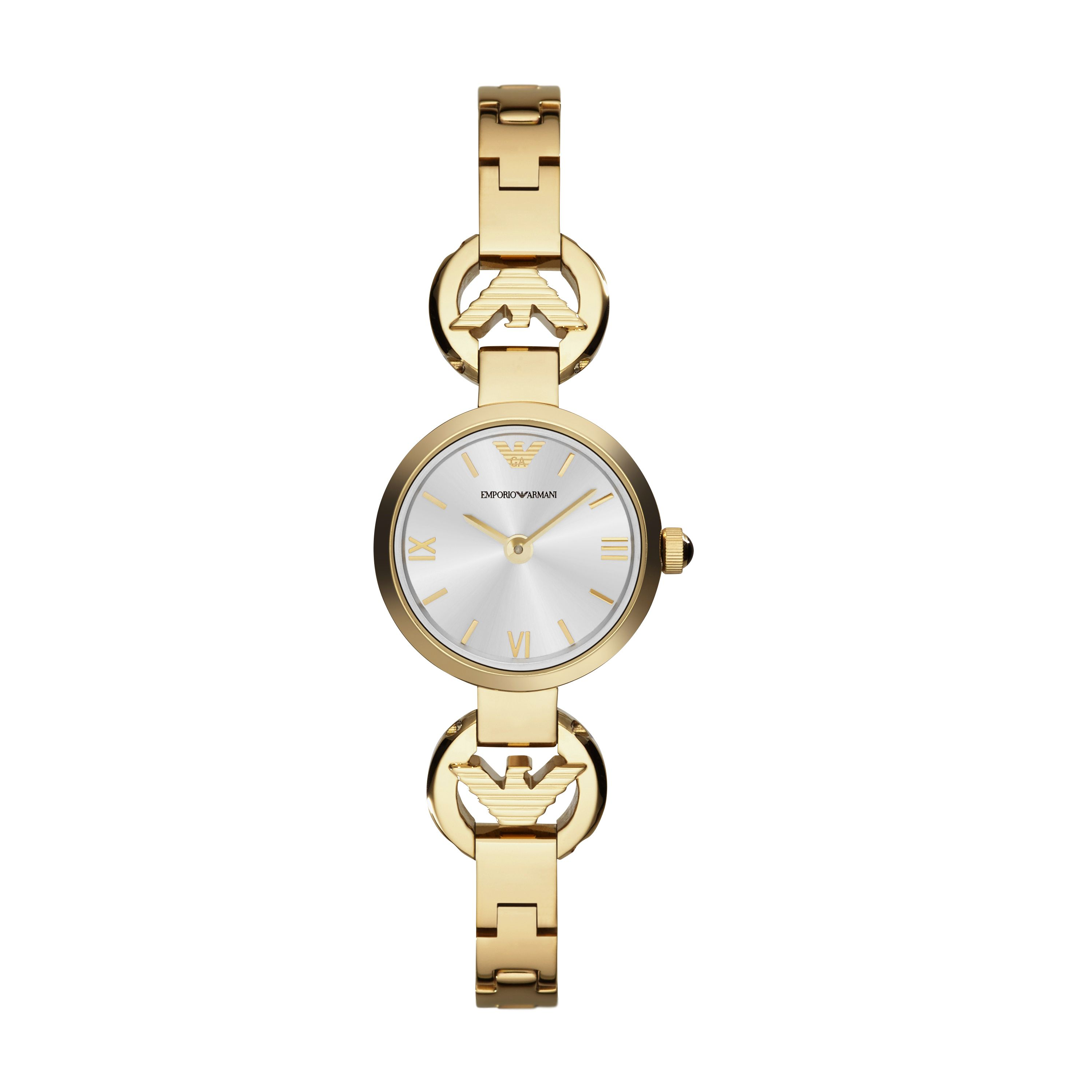 AR1777 Retro Gold Ladies Bracelet Watch