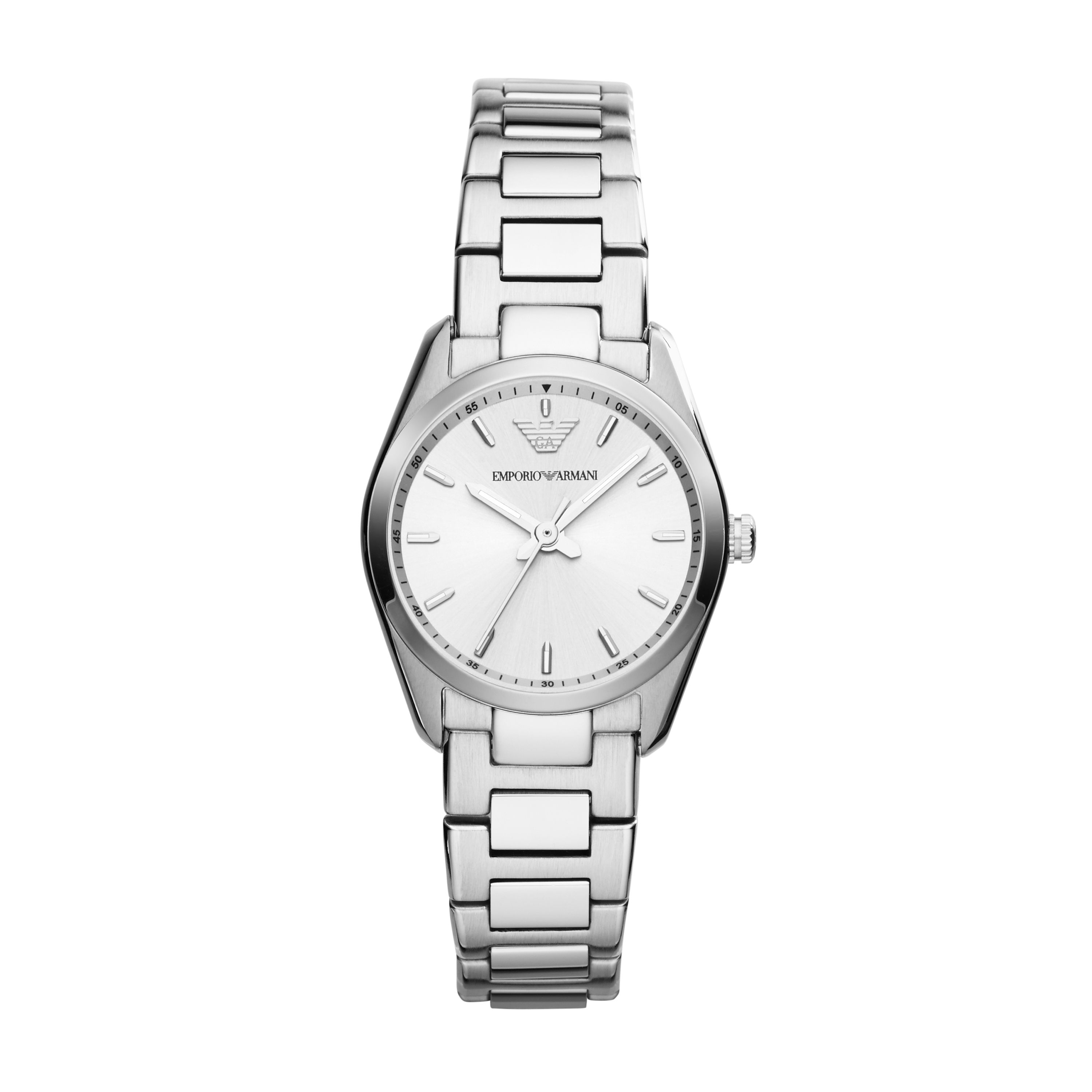 AR6028 Sport Silver Ladies Bracelet Watch