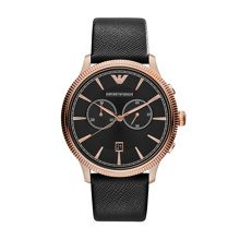Classic Leather Mens Watch
