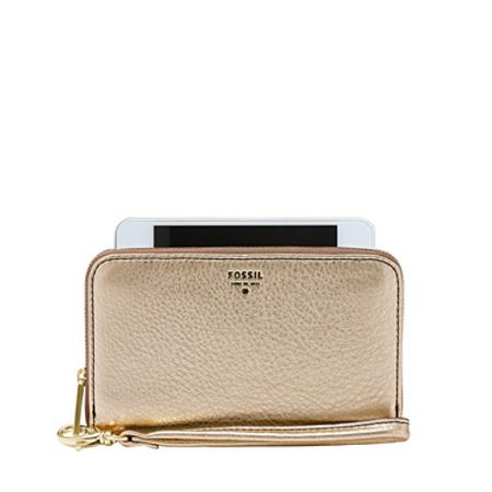 Fossil SL4751546 sydney zip phone wallet