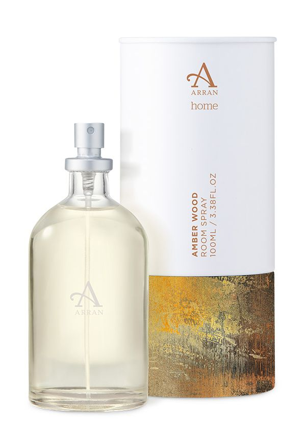 Arran Aromatics Amberwood Room Spray