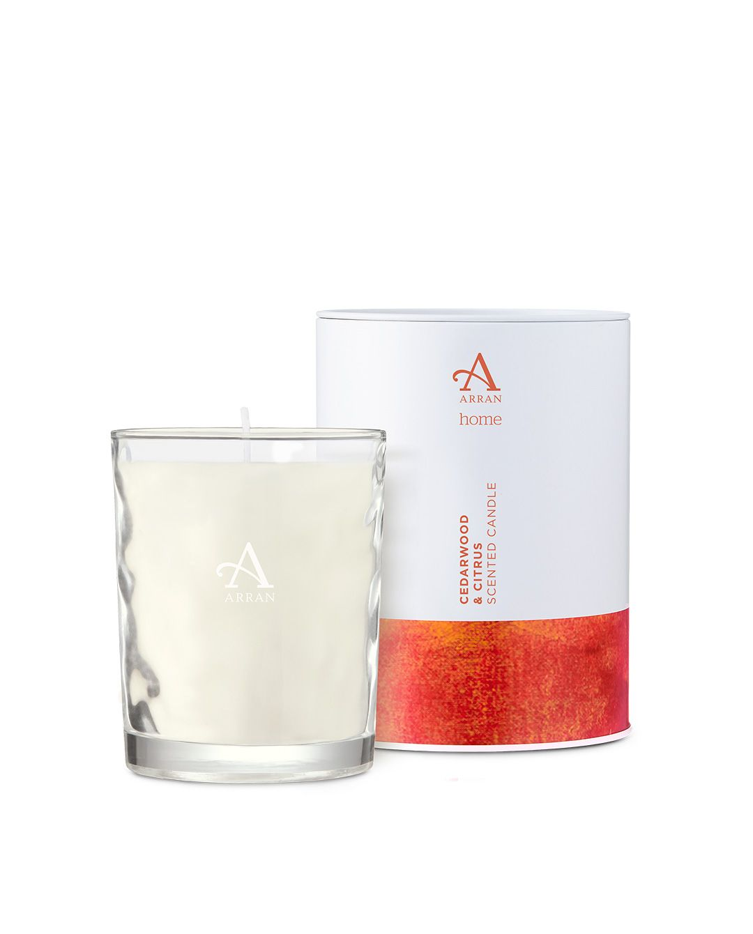 Arran Aromatics Cedarwood & Citrus Candle in Tin 35cl