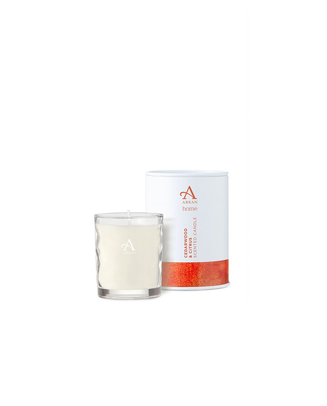 Arran Aromatics Cedarwood & Citrus Candle in Tin 8cl