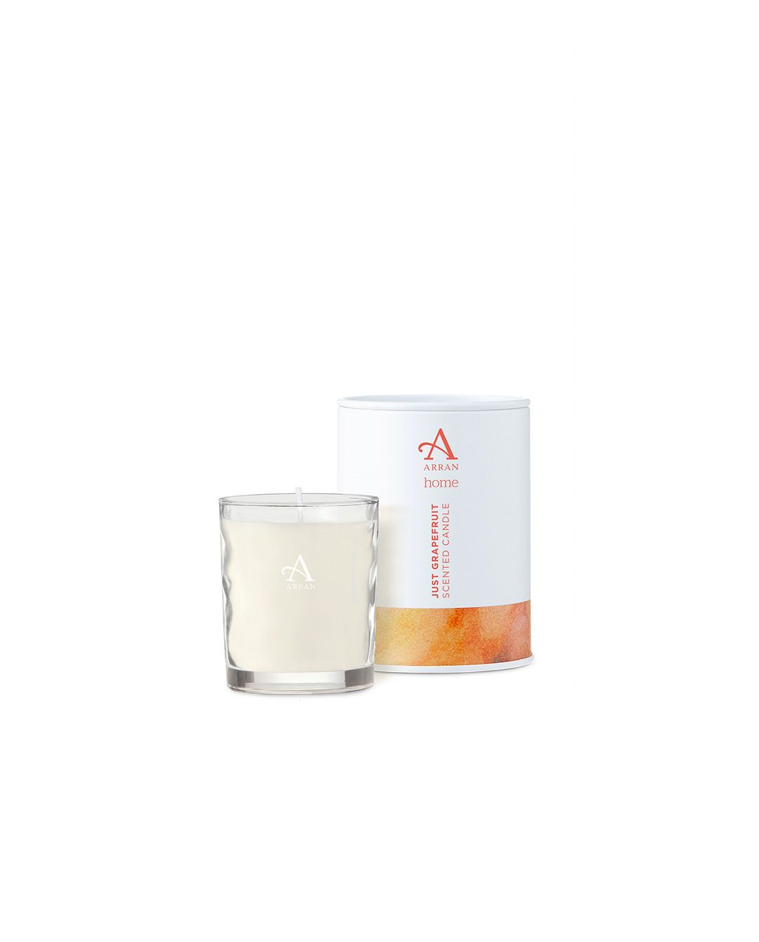 Arran Aromatics Just Grapefruit Candle in Tin 8cl