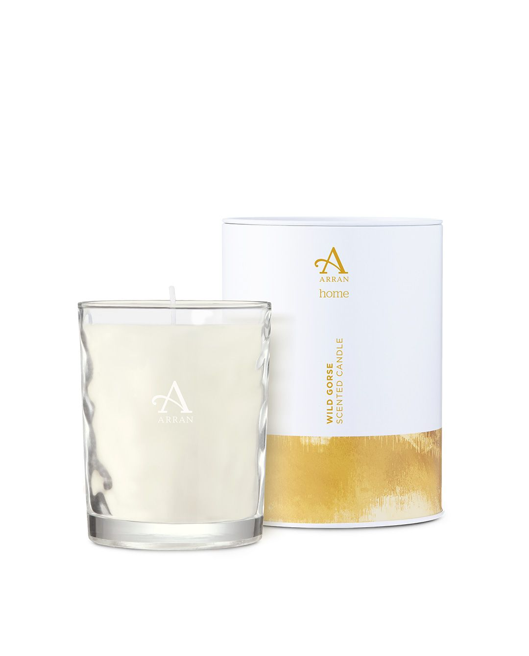 Arran Aromatics Wild Gorse Candle in Tin 35cl