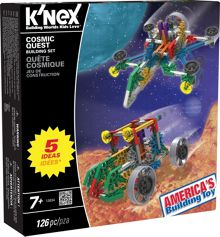 Knex Cosmic Quest Building Set