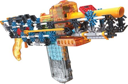 Knex Fire Motorised Blaster Building Set