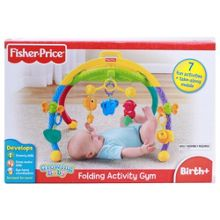 Growing Baby Animal Activity Gym