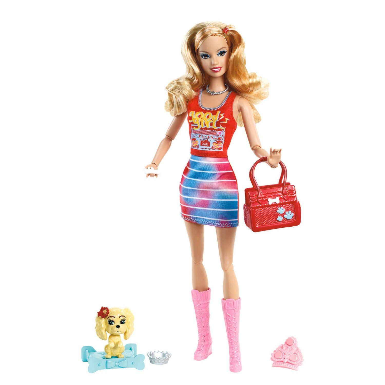 Barbie Fashionistas Summer with Pet