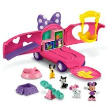 Minnie Mouse Minnies pet tour van