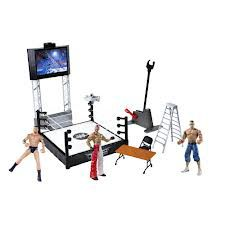 WWE High flyin fury playset
