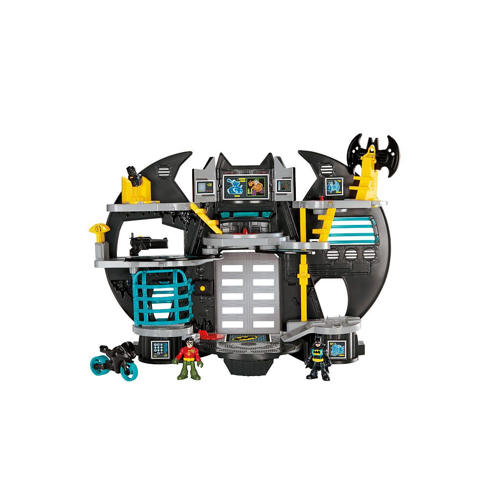 Imaginext Superfriends Batcave