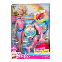 Barbie I Can Be Dolphin Trainer