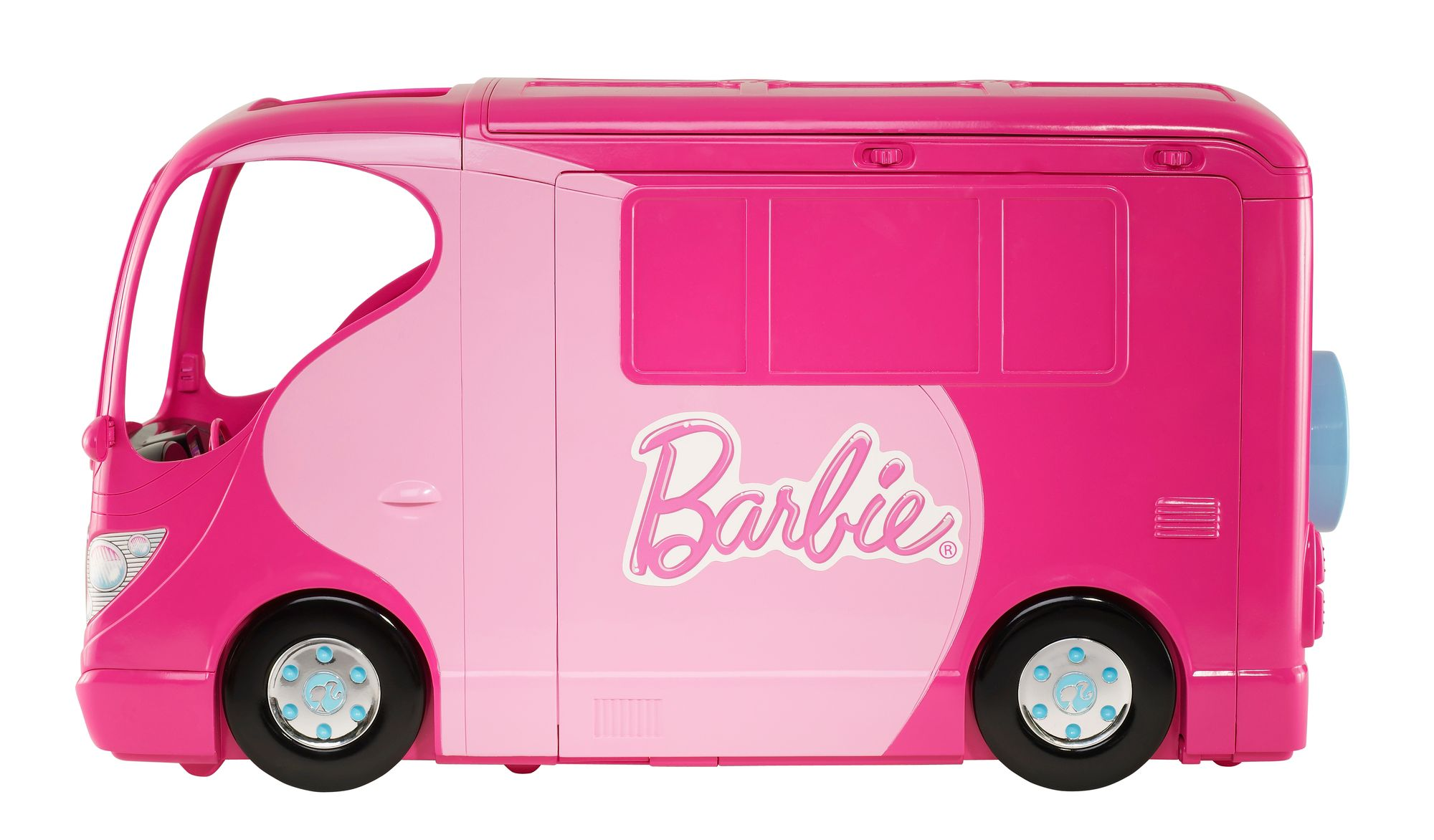 Barbie Sister RV Camper