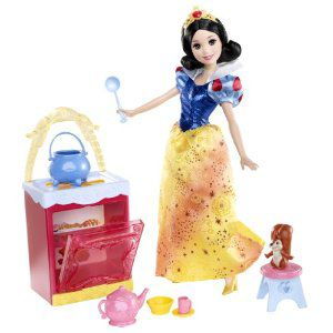 Disney Princesses Snow White & Kitchen X8870