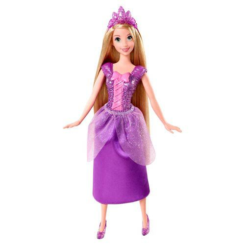 Rapunzel Sparkle Princess Doll
