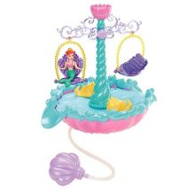 Ariel`s floating fountain playset