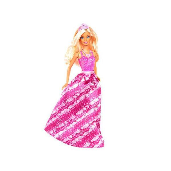 Barbie Fairytale Princess Fashion Doll Blonde