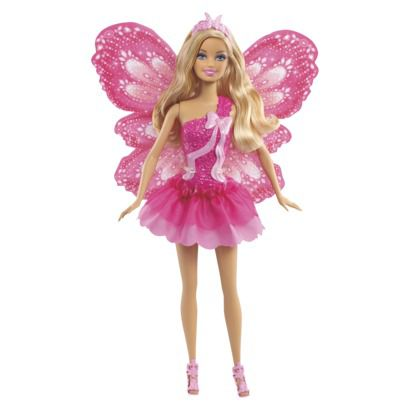 Barbie Beautiful Fairy Doll