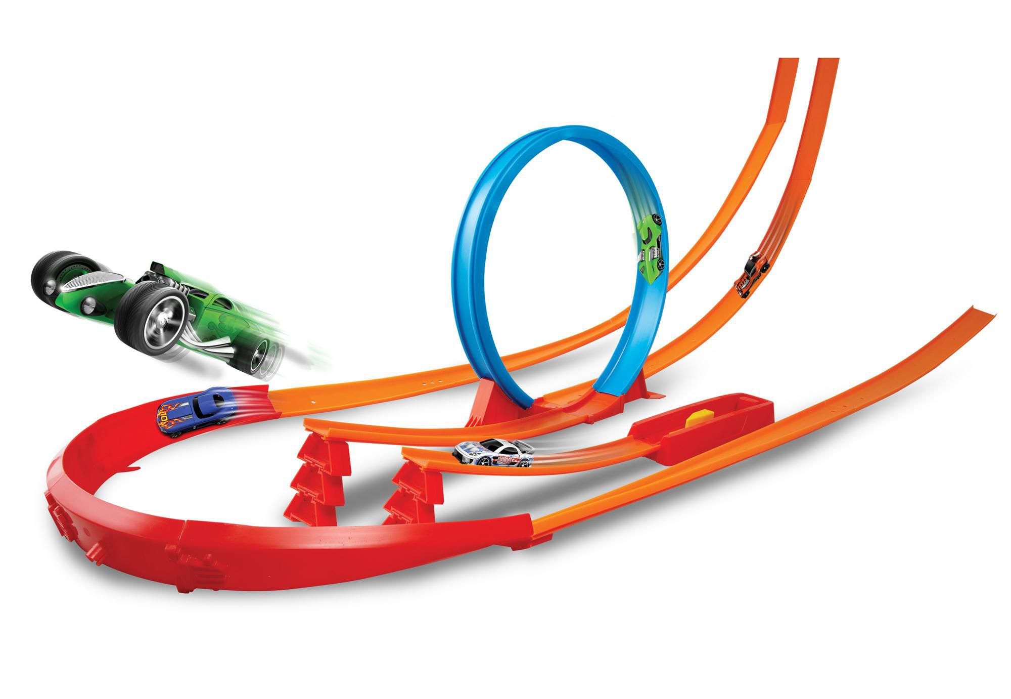 Hot Wheels Super Track Pack