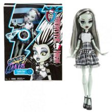 Frankie Stein Ghouls Alive Spark Doll