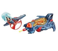 Superman Man Of Steel FS Krypton Scout Ship