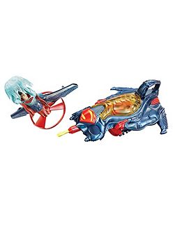 Man Of Steel FS Krypton Scout Ship