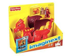 Imaginext Small Dragon (Y0891)