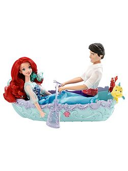 The Little Mermaid Lagoon Dolls Gift Set