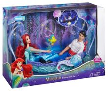 Disney Princesses The Little Mermaid Lagoon Dolls Gift Set