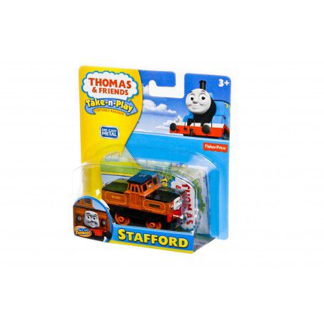 Thomas The Tank Engine Take and Play Stafford