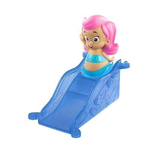 Bubble Guppies Molly Rolling Figure