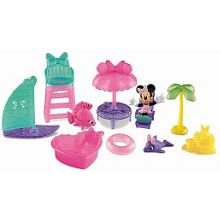 Beach pack playset