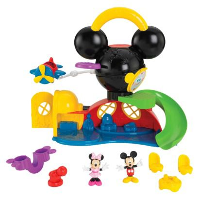 Minnie Mouse Mickey Mouse clubhouse Playset NA